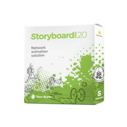 Storyboard Pro 永久ライセンス+ゴールドサポート(1年)